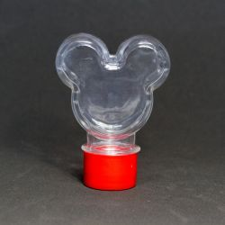 Baleiro Mickey c/tp Plástica