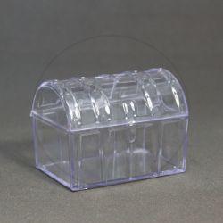 Caixinha Acrílica Bauzinho Cristal pct c/10