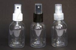 Frasco PET Farma 100ml c/ Válvula Spray