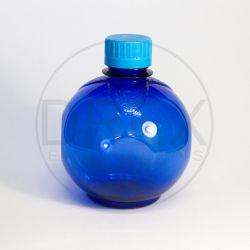 Frasco PET Bolinha 300ml c/ Tampa Plástica Lacre