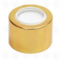 Tampa Difusor 28mm Luxo Dourada