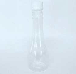 Frasco PET Champanhe 120ml c/ Tampa Plástica Lacre